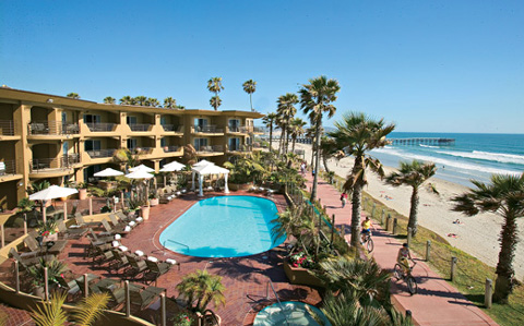 La Jolla Waterfront Hotels